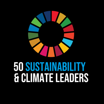 """<h3 class=""""hasLineHeight1"""" style=""""text-align: center;""""><span class=""""hasLineHeight1-1"""" style=""""color: #89825b;"""">50 Sustainability &amp; Climate Leaders</span></h3>"""
